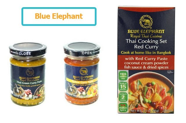 Blue Elephant Spice