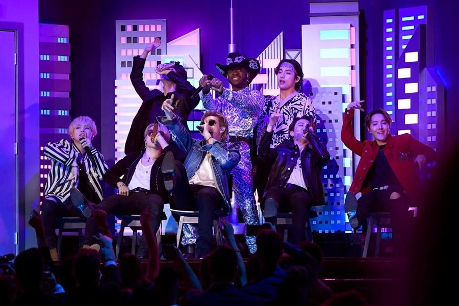 BTS Performance