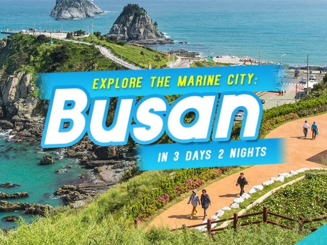 Discover South Korea's Seaside Paradise: 3-Day Busan Itinerary