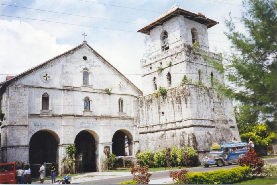 Christmas in Asia: The Churches of Bohol