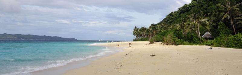 Puka Shell Beach, Boracay