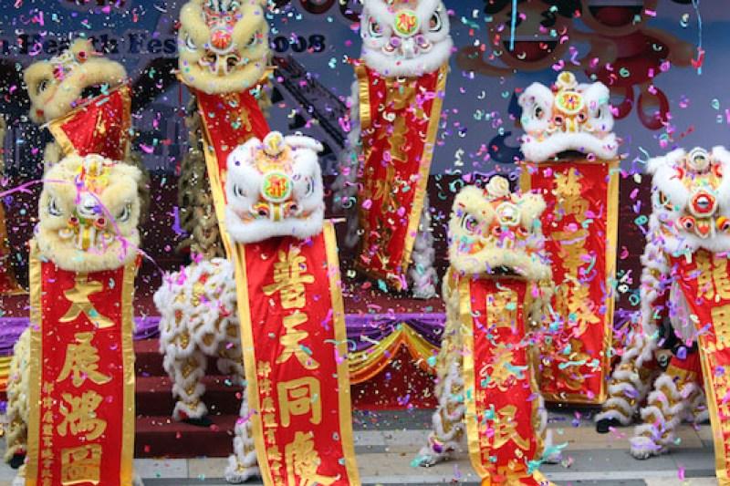 Chinese New Year in Hong Kong: Tsim Sha Tsui Parade