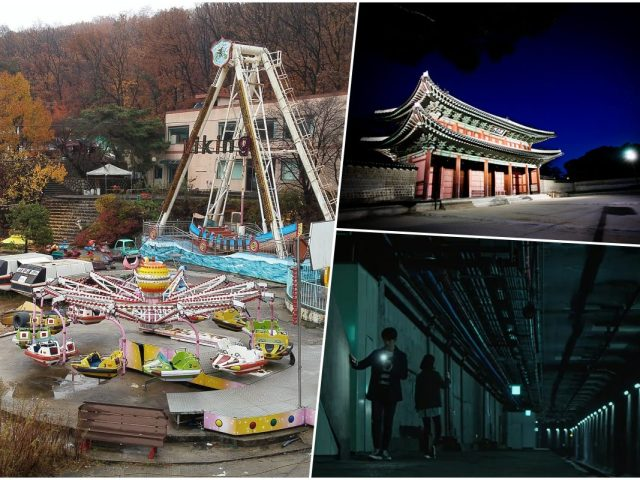 Creepiest K-Drama Filming Locations You Can Visit IRL