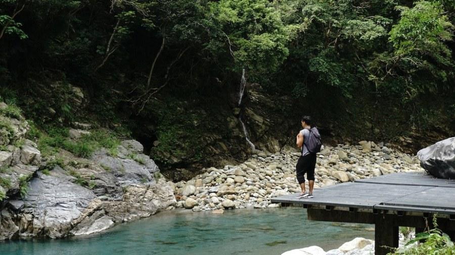 Taroko National Park: Shakadang Trail