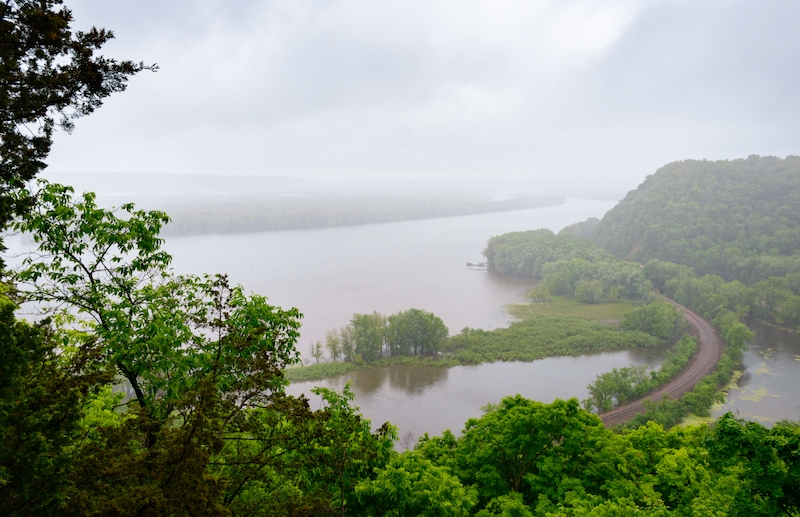 Great American Road Trips: Effigy Mounds National Monument on Great River Road