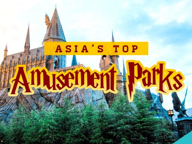 Asia's Top Amusement Parks