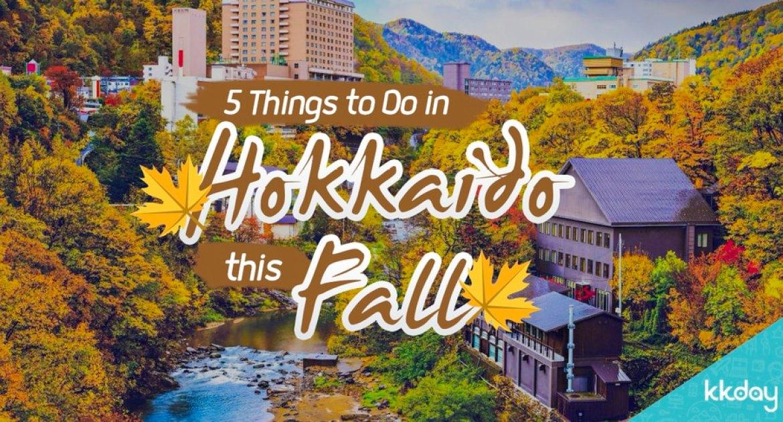 Fall in Hokkaido: Top 5 Activities To Enjoy The Autumn Season