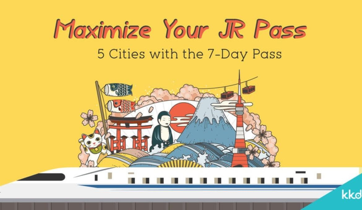 Maximize Your JR Pass: 5 Cities with the 7-Day Pass