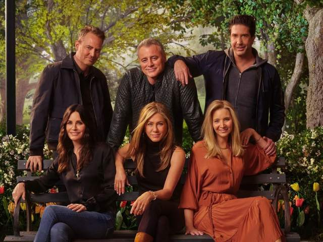 How To Plan The Best 'Friends: The Reunion' Watch Party At Home