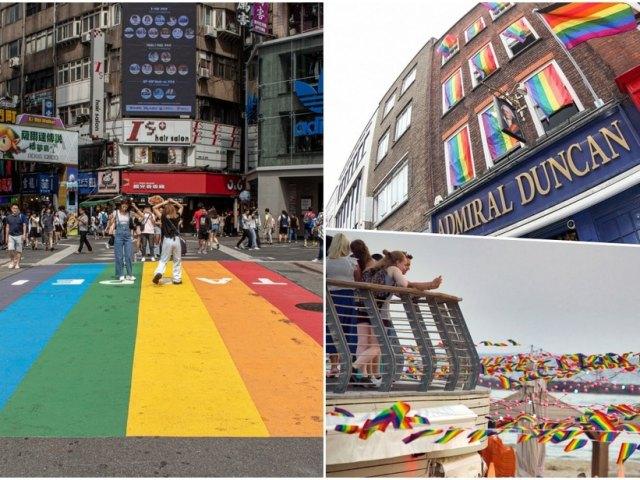 The Must-Visit Gayborhoods of the World