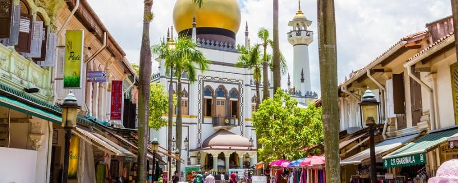 Top Tourist Spots in Singapore: Kampong Glam