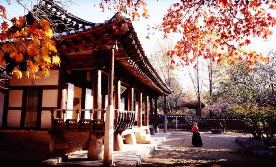 K-Pop Itinerary: Korean Folk Village