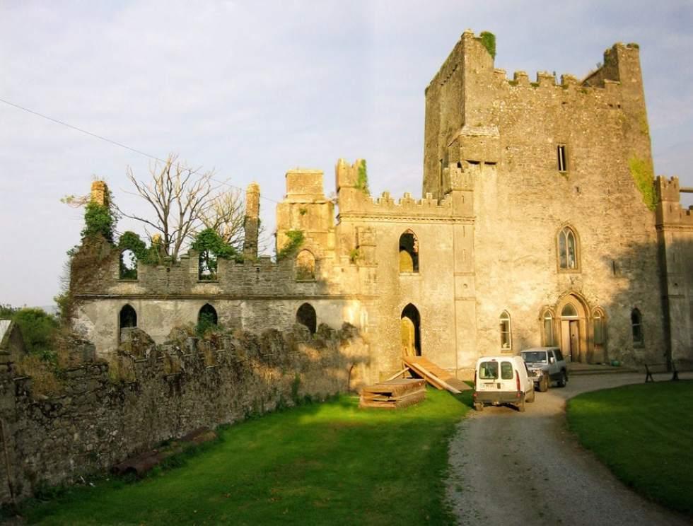Ireland: Leap Castle