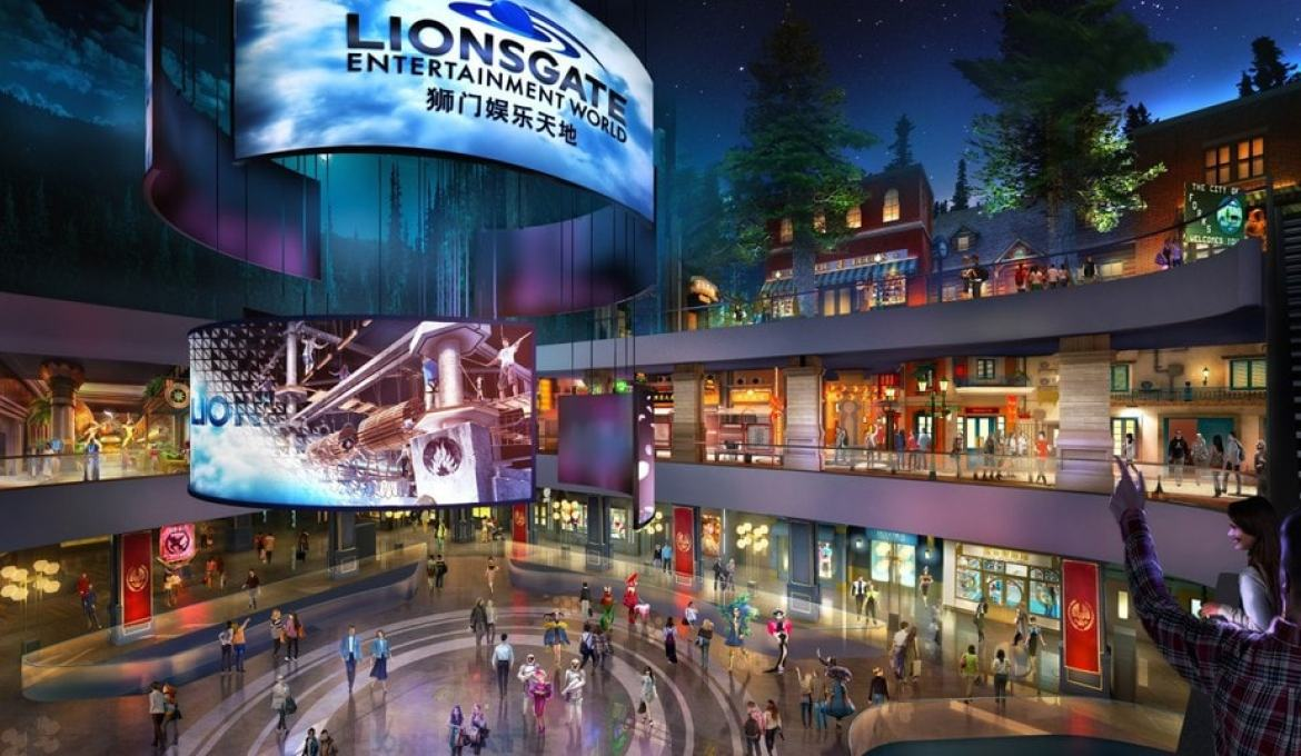 Lionsgate Theme Park in China To Feature Hunger Games-Inspired Attraction