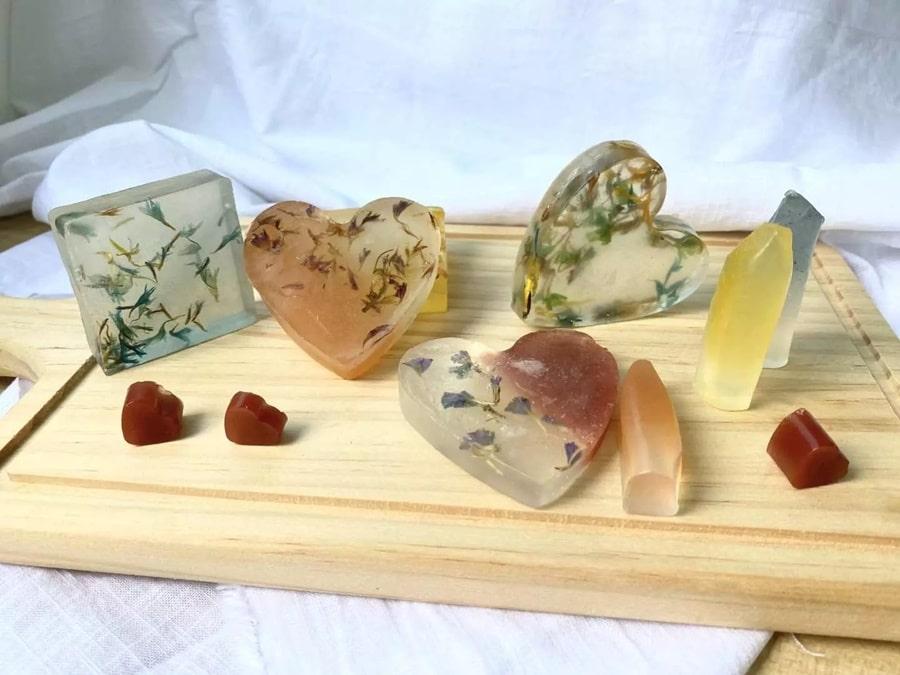 Melt & Pour Soap Making Workshop