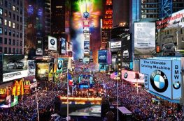 Best New Year's Celebrations in the World: New York City