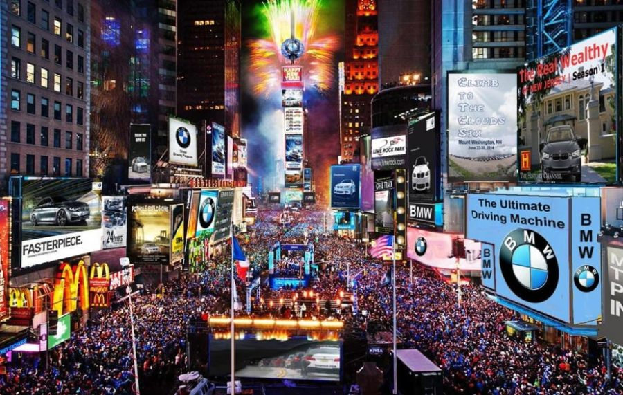 New Year's Eve 2017 Celebrations: New York City