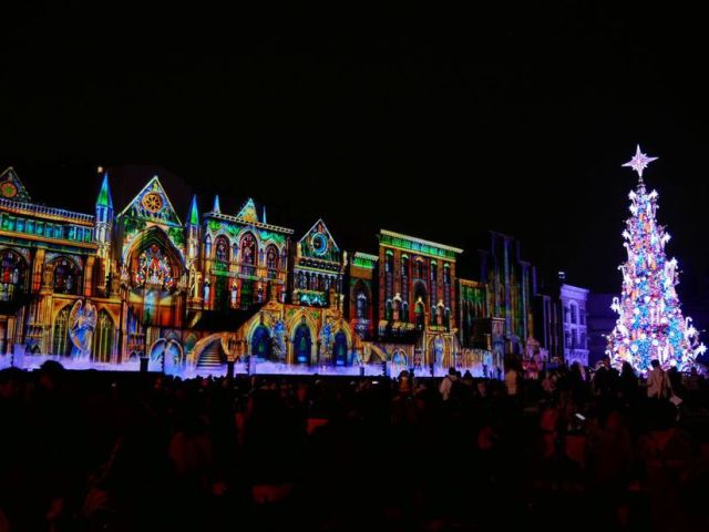 Your Guide to the 2018 Universal Studios Japan Christmas Event