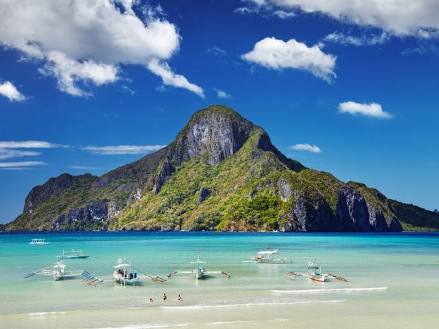 Palawan, Philippines: El Nido Bay