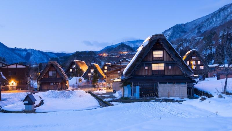 Where to Travel in Japan During Winter:Shirakawa-go & Gokayama