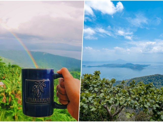 5 Best Tagaytay Cafes With Picturesque Views Of Taal Volcano