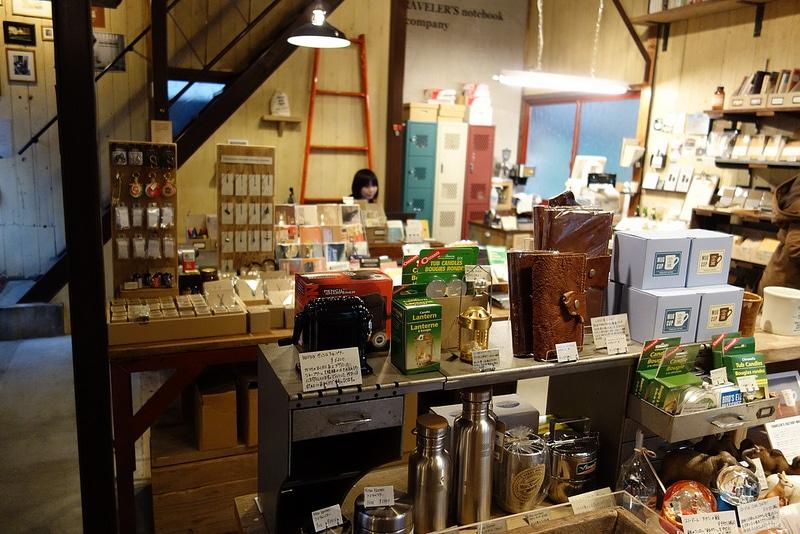 Tokyo, Japan: Traveler's Factory