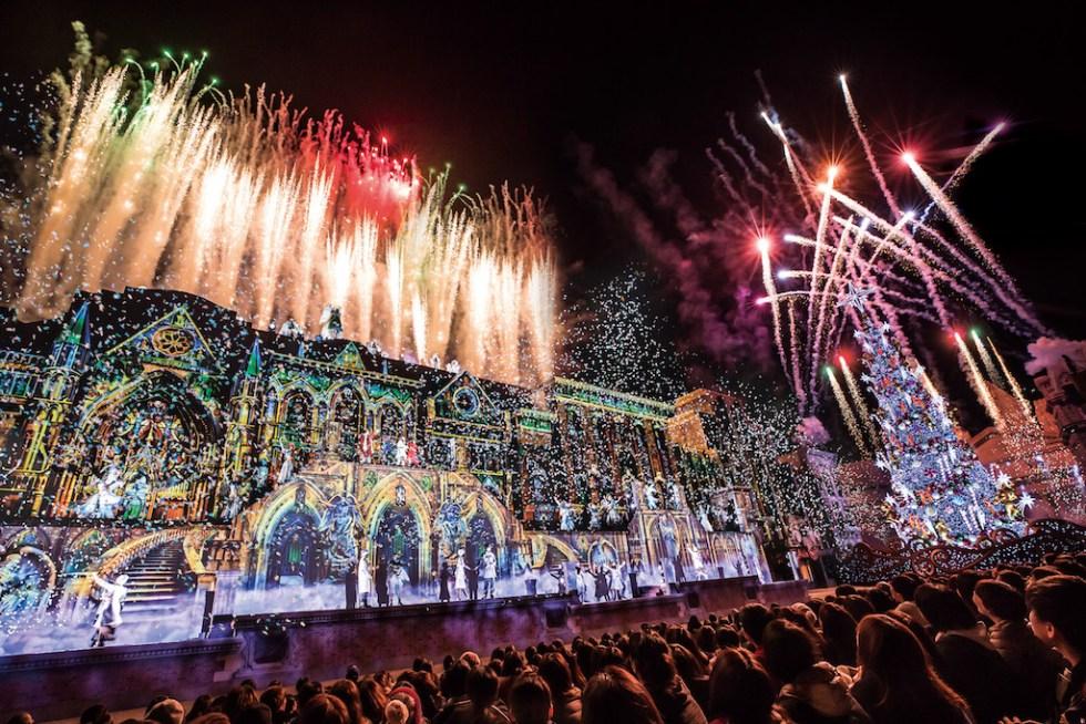 Universal Studios Japan: Universal Wonder Christmas 2017