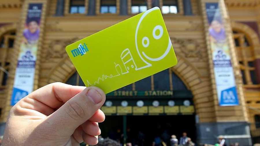 Myki Card (image via Sam Churchill, Flickr)