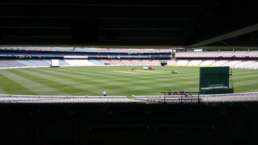 Melbourne Cricket Grounds (image via Shutterstock)