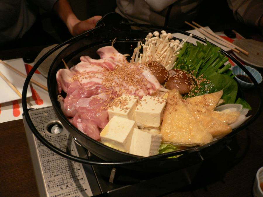 Chanko Nabe, known as Sumo Stew