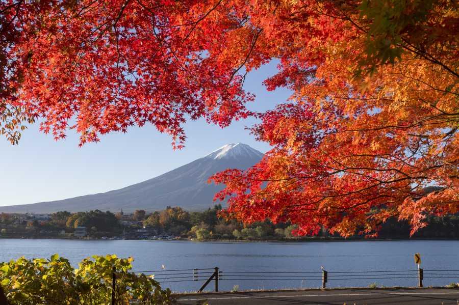 Mt. Fuji (image via Shutterstock)