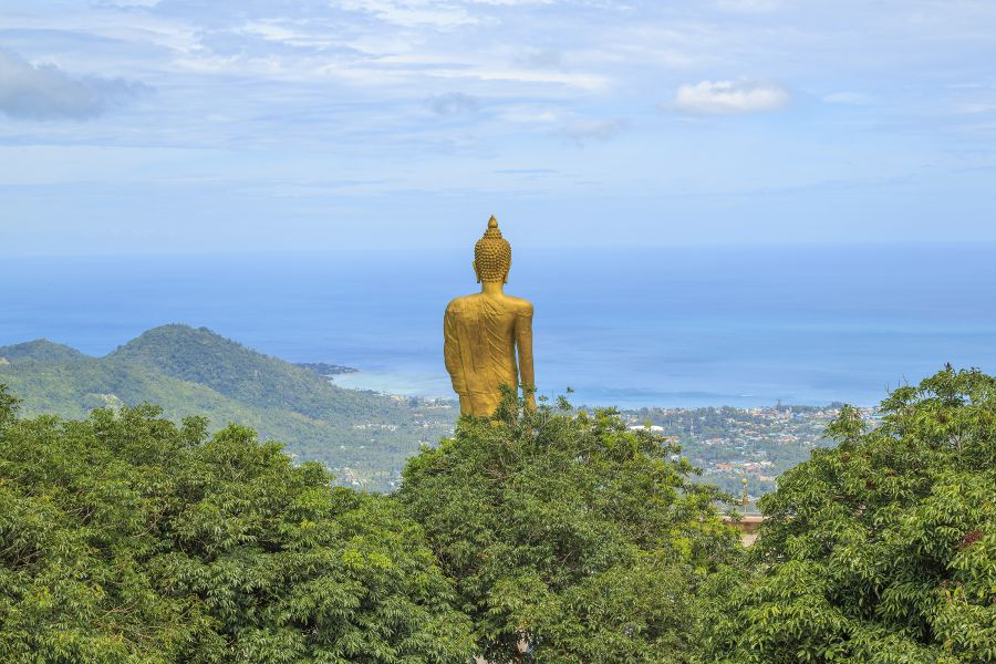 Best Yoga Retreat Destinations: Koh Samui, Thailand