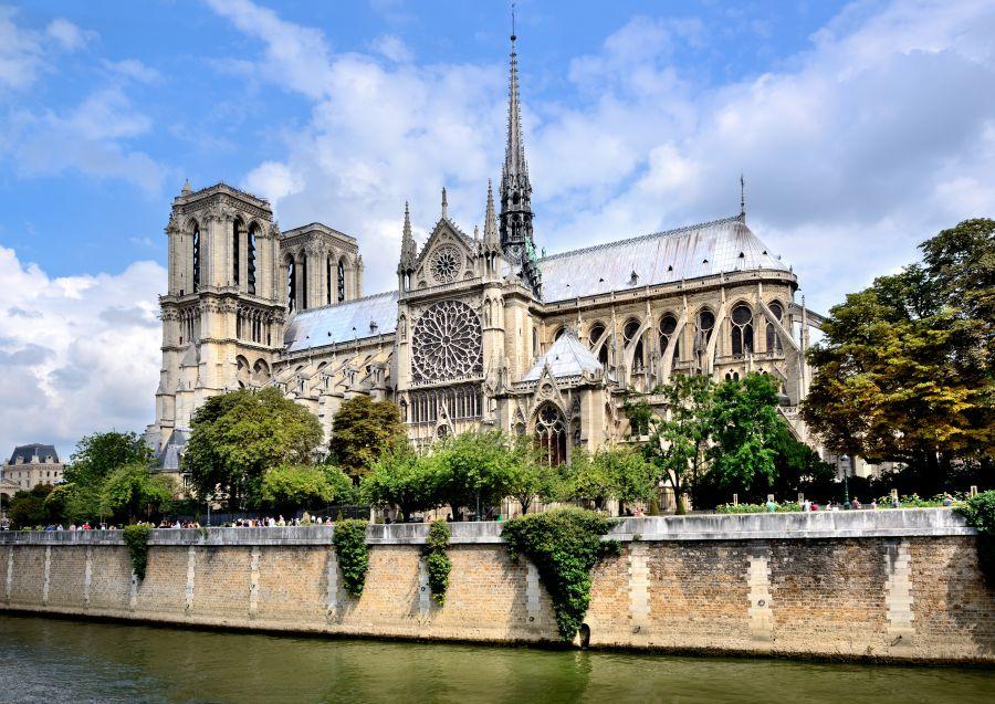 Paris Museums and Monuments: Notre Dame de Paris
