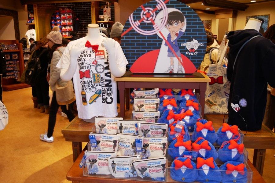 Universal Cool Japan 2018: Detective Conan Souvenirs