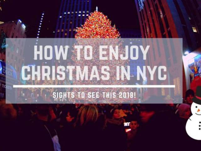 Christmas Activities in New York For Your Most Magical Holiday Yet