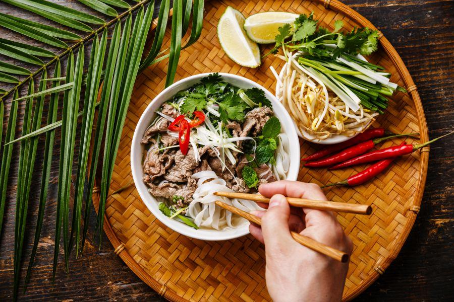 Must-try Vietnamese Food: Pho bo