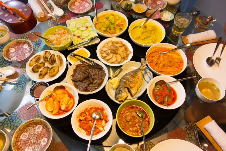 Chinese New Year Traditions: Festival Food