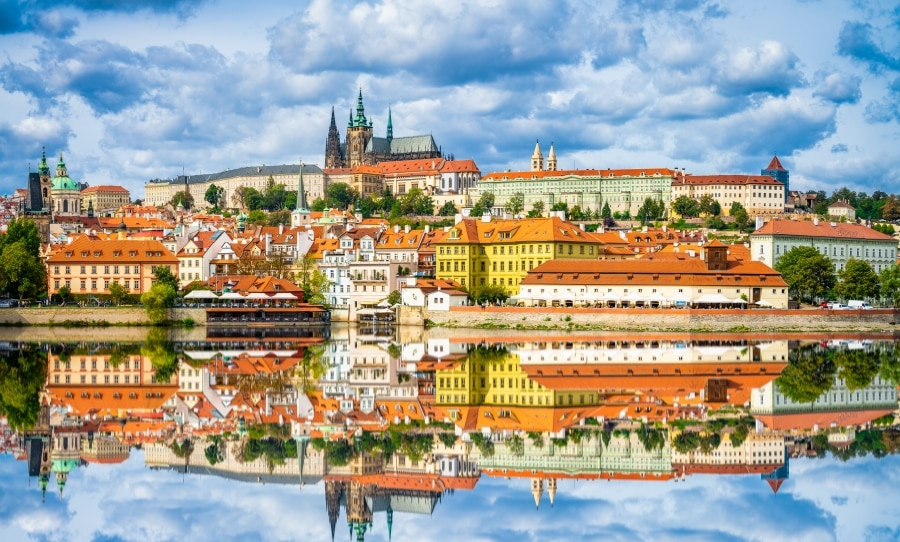 Prague Castle Virtual Tour
