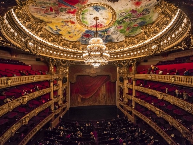 ICYMI: You Can Stream Performances Staged At The Paris Opera For Free