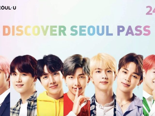 A Day In Seoul With The BTS Special Edition Discover Seoul Pass