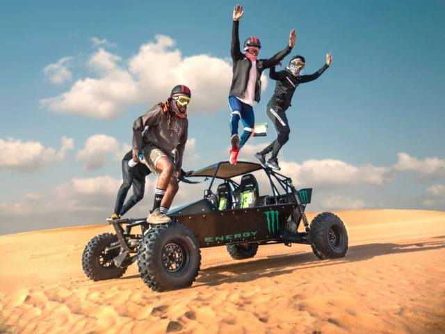 6 Experiences That Will Give You Thrill Of Your Life In Dubai