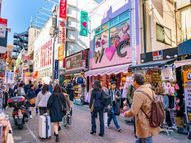 Harajuku Shopping Guide For The Most Kawaii Stuff