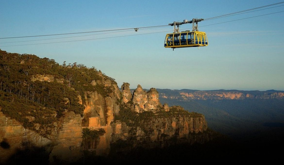 Adventure Is Out There: Things To Do At Scenic World Blue Mountains Australia