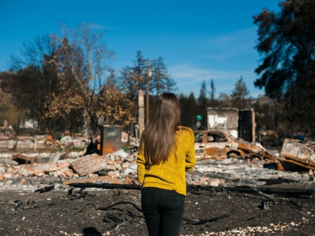What To Do When A Natural Disaster Strikes While You're Traveling