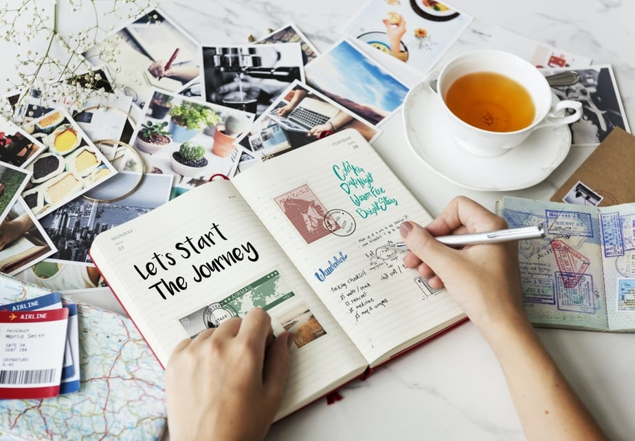 Beginner's Guide To Travel Journaling – Tips And More!