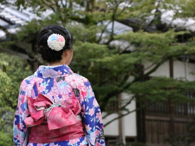 A Closer Look Into The Japanese Kimono