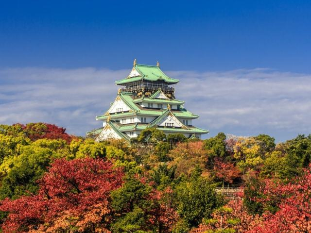 Best Places to View Fall Foliage in Osaka