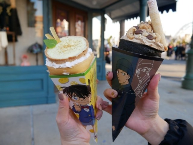 Detective Conan Crepes And Other Insta-Perfect Eats You Can Get At Universal Cool Japan 2020