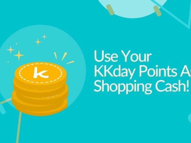 You Can Now Use Your KKday Points As Shopping Cash For Your Future Purchases!