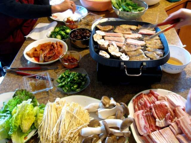 Seoul Food: Where To Go For The Best Samgyupsal In Korea